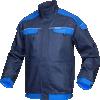 Bluza salopeta Cool Trend bleumarin cu albastru cod:H8220