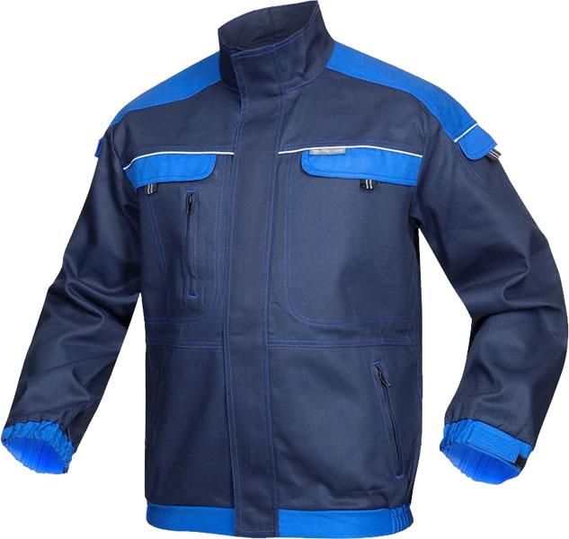 Bluza salopeta Cool Trend bleumarin-albastru