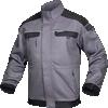 Bluza salopeta Cool Trend gri cu negru cod:H8204