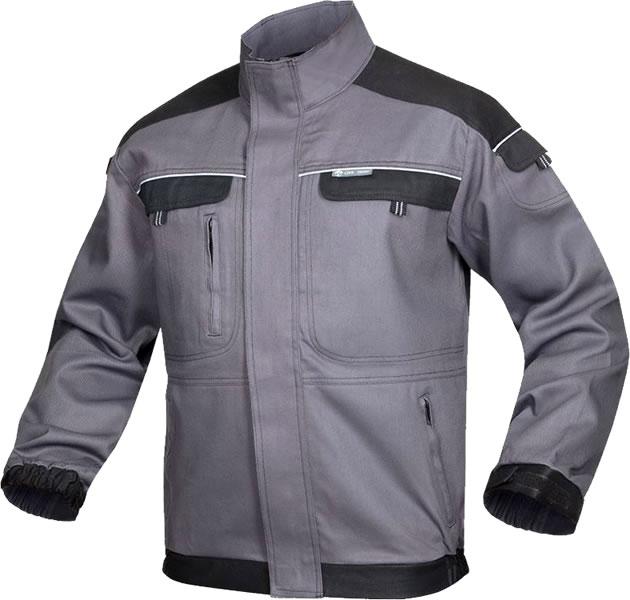 Bluza salopeta Cool Trend gri-negru