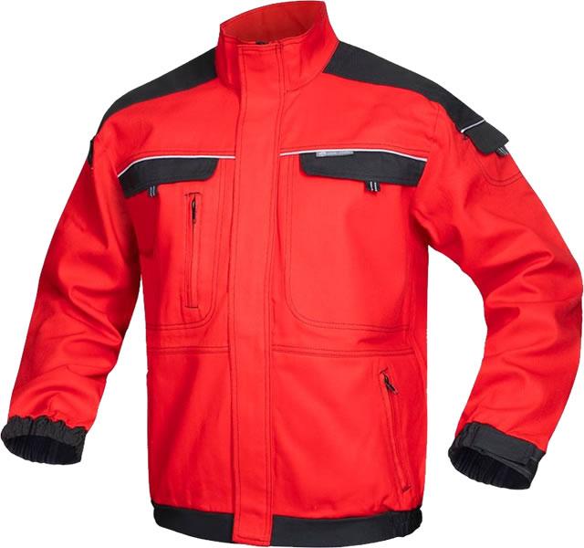 Bluza salopeta Cool Trend rosu-negru
