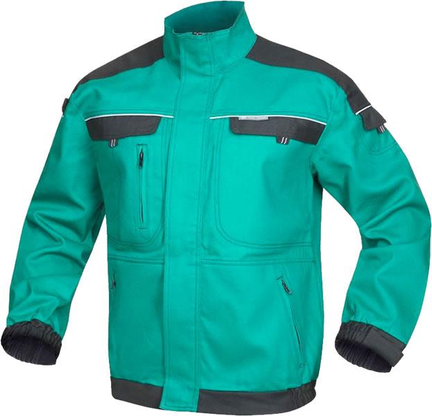 Bluza salopeta Cool Trend verde-negru