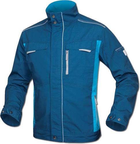 jacheta de lucru URBAN albastra