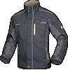 jacheta de lucru URBAN negru cu gri