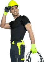 tricouri de munca sau lucru pentru barbati si femei (dama) simple la baza gatului sau polo